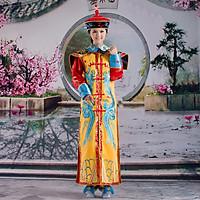 Trang Phục Hóa Trang Hoàng Hậu Nhà Thanh Bộ Quần Áo Phi Tần Nhà Thanh Trung Quốc