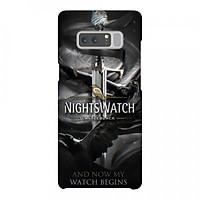 Ốp Lưng Cho Điện Thoại Samsung Galaxy Note 8 Game Of Thrones - Mẫu 331