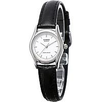 Đồng hồ nữ dây da Casio LTP-1094E-7ARDF