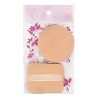 Sét 2 bông phấn trang điểm Cosmetics Care