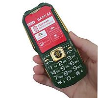 Điện thoại Goly Base 55 kèm ốp lưng - 2 sim 2 sóng - Loa 3D - Hàng chính hãng