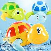 Combo 2 Rùa Bơi Lớn , Đồ Chơi Cho Trẻ Trong nhà tắm siêu dễ thương - Màu Ngẫu Nhiên Khác Nhau