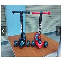 Xe trượt Scooter cỡ đại chịu tải 60kg cho bé 2-10 tuổi