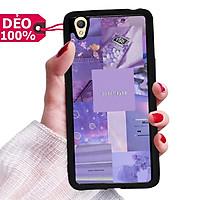 Ốp Lưng họa tiết màu tím mộng mơ dành cho Oppo đủ dòng Oppo Neo 7 - 7S - A33 / Neo 9 / Neo 9S - F3 Lite