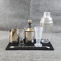 Combo 7 dụng cụ pha chế quầy cà phê, barista