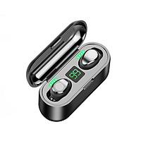 Tai nghe Bluetooth TrueWireless CONVI CVF9 2020 TOUCH LIGHT | Nhiều phiên bản | Cảm ứng | Đèn LED | Sạc dự phòng | 8D HiFi | Sport Headphone - Hàng Chính Hãng