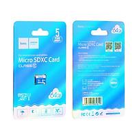 Thẻ Nhớ Micro SD Hoco 64Gb Class 10 - Hàng Chính Hãng
