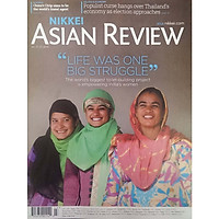Nikkei Asian Review:  Life Was One Big Struggle - 03.19