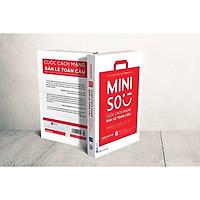 Miniso - cuộc cách mạng bán lẻ toàn cầu ( tặng BookMark)