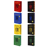 Combo Harry Potter and the Philosopher's Stone Paperback + Hardback (8 cuốn)