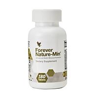 Thực phẩm chức năng Bổ Sung Khoáng Vi Lượng cho cơ thể Forever Nature Min (#037) (180 Viên)
