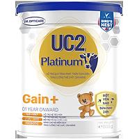 Sữa bột UC2 Platinum Gain+ 800g (cải thiện cân nặng cho bé, dành cho trẻ từ 1 tuổi trở lên)