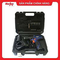 Máy Khoan Pin Cầm Tay Mini Nikawa-M12-SM Khoan Gỗ, Bê Tông, Kim Loại