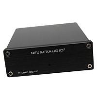 FX-Audio BOX01 Vinyl Record Player Preamplifier, Phono Stereo Audio Pre-amp Amplifier, 48bit-96kHz