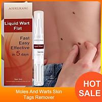 Liquid  Genital  Wart  Treatment Papillomas Removal Warts Skin Tags Removing Against Moles Remover