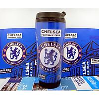Bình nhựa logo đội bóng Chelsea
