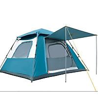 Lều cắm trại, lều tự bung cho 3-4 người chống nước và chống tia UV. Hewplf - 2011