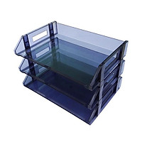 Kệ 3 tầng ráp ngang nhựa 205-3 (Letter Desk Tray)