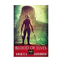 Sách - Blood of Elves by Andrzej Sapkowski - (US Edition, paperback)