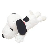 Gấu bông SNOOPY chính hãng - lông xoan sát - dáng nằm size 47cm