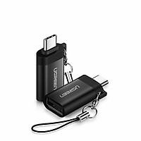 Đầu chuyển usb type-C ra USB 3.0 chính hãng Ugreen 50283