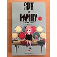 SPY X FAMILY - TẬP 2