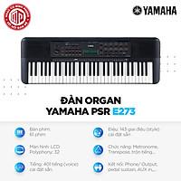 Đàn Organ Yamaha PSR-E273 - Màu đen - Hàng chính hãng