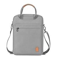 Túi đeo dọc Laptop, Macbook 13 inch Vertical : Chống sốc, chống nước - Màu xám