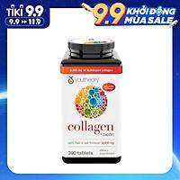 Viên uống bổ sung Collagen+Biotin Youtheory (Collagen Type 1-2-3) 390 Viên - Mẫu mới