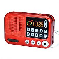 Loa nghe nhạc mini kiêm đài radio S99 hỗ trợ thẻ nhớ, usb, jack 3.5