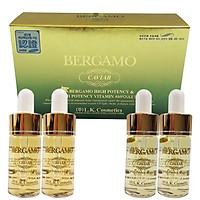 Serum BERGAMO XANH CAVIAR Ngăn Ngừa Lão Hóa 13ml + Tặng Mask 3W Bất Kỳ