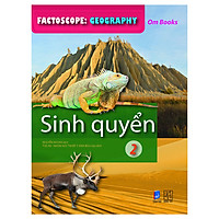 Factoscope: Geography - Sinh Quyển 2 (Tranh Màu)