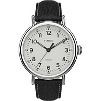 Đồng hồ Timex Standard XL Leather Strap TW2T90900
