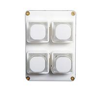 Thiết bị ĐKTX thông minh RC4S cao cấp (Tặng đèn pin mini bóp tay-giao màu ngẫu nhiên)