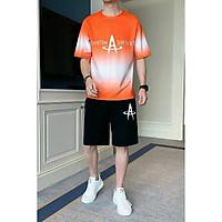 Đồ bộ thể thao nam chữ A vải thun lạnh mềm mịn, Thời Trang Phong Cách Hàn - Lee's Home (Freesize từ 45-70kg)-Nhiều kiểu lựa chọn