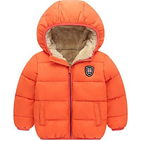 Baby Boys Coat Winter Jackets For Children Autumn Outerwear Hooded Infant Coats Newborn Clothes Kids Snowsuit Thicken