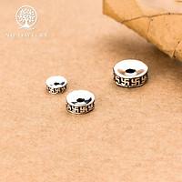 Charm chặn bạc 1 - NQ Jewelry