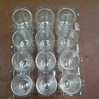 set 12 ly rượu nhỏ (quốc nủi)