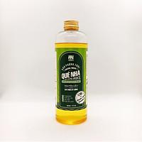 Dầu phộng tươi omega 3-6-9 ép lạnh (500ml) - Omega 3-6-9 Peanut Oil - Mekông Megumi