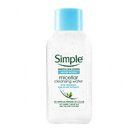 Tẩy trang Simple Water Boost Micellar Cleansing Water 50ml