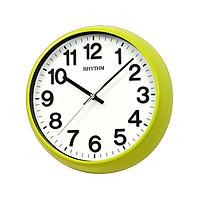 Đồng hồ treo tường Nhật Bản RHYTHM CMG536NR05, Kt 25.0 x 6.3cm, 640g, Vỏ Nhựa