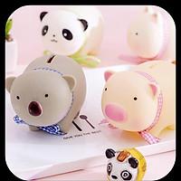 Thú xinh đựng tiền siêu cute - Heo đất tiết kiệm sáng tạo - Trang trí phòng dễ thương - Quà tặng cực ý nghĩa giá rẻ