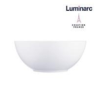 Bộ 6 Tô Thuỷ Tinh Luminarc Diwali Trắng 18cm - LUDIN3975