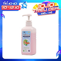 Dung dịch rửa tay sát khuẩn Clincare (500ml)