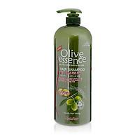 Dầu gội thư giãn từ Olive -ORGANIA Seed & Farm Olive Essence Hair Shampoo 1500ml