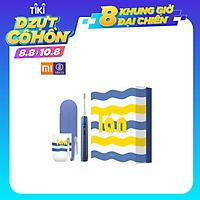 Bộ Bàn Chải Đánh Răng Tự Động Với 3 Đầu Tặng Kèm Xiaomi Mijia SOOCAS X5 Sonic