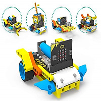 Mô hình Robot Running:bit sử dụng micro:bit (kèm mạch mở rộng super:kit)