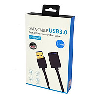 Cáp USB3.0 nối dài 1.5m 2 đầu đực-cái U3-MAA01