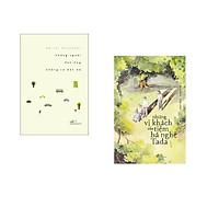 Combo 2 cuốn sách: Những người đàn ông không có đàn bà   + Những vị khách của tiệm bá nghệ Tada