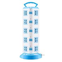 Ổ điện 5 tầng hình tháp gồm 20 ổ cắm và 3 USB